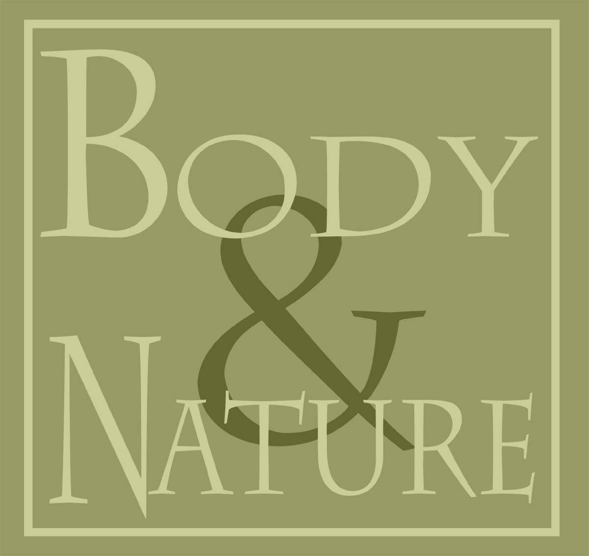 Body and Nature